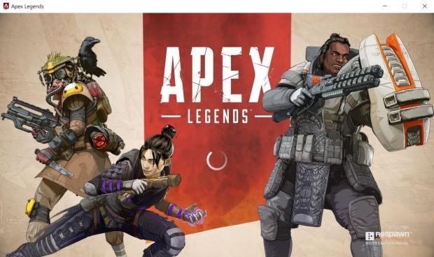 apex legends 로딩 화면 - 지식iN